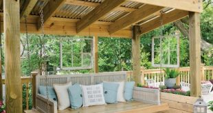 12 Outstanding Backyard Deck Ideas That You Can Proud Of