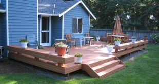14 Backyard Deck Ideas That Will Amazingly Transform Your Garden