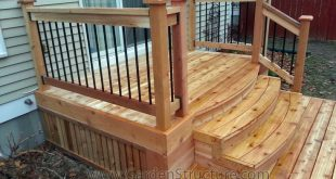 Cedar Decks in Ottawa -A Deck and Fence Company-Composite or Wood!