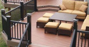 43 Cozy Backyard Patio Deck Design Decoration Ideas