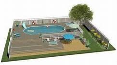 Above Ground Pools Decks Idea - Bing Images