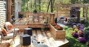 Brilliant Small Backyard Design Ideas On A Budget 42