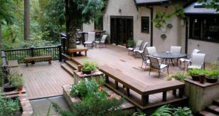 Deck:Deck And Patio Designs Deck Pictures And Ideas Deck Ideas Pictures Backyard...