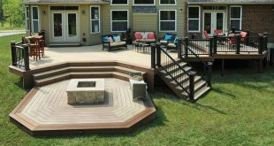 Living Large – Decks Extend Living Spaces