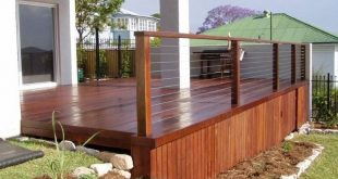 Timber Decking & Features