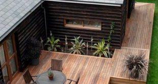 Top 60 Best Backyard Deck Ideas - Wood And Composite Decking Designs