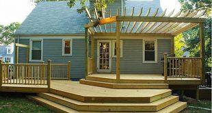 multi-level deck ***Repinned by Normoe, the Backyard Guy (#1 Backyard Guy on Ear...