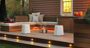 Great Small Backyard Deck Designs | DDC