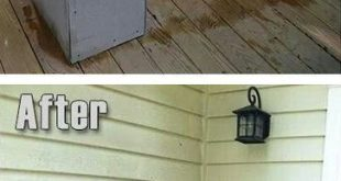 11 Great Outdoor DIY Project