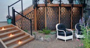 Top 50 Best Deck Skirting Ideas - Elevated Backyard Designs