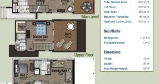 Architectural Designs Modern House Plan 90284PD has a master bedroom on the top ...