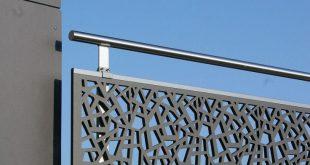 Balkongeländer: 19 praktische und stilvolle Gestaltungsideen - #Balkongeländer...