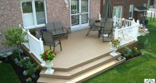Deck Plans | This deck plan is for a medium size single level deck. The deck ...