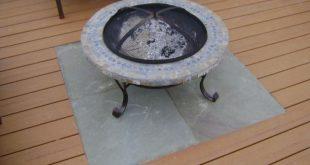 Firepit Or Chiminea On Elevated Deck. Methods? - Decks & Fencing ...