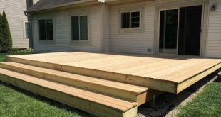 How to Build Floating Deck Plans 2019 How to Build Floating Deck Plans The post ...