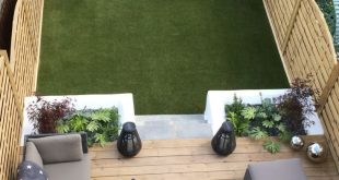 Terrassendielen, Gartenmöbel und Pflanzkästen #gardenfurnitureideas #gartenmo