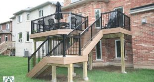 elevated deck designs - Google Search
