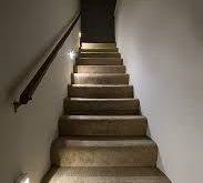 #stair lights ideas #stair lights walks #outdoor stair lights #stair lights wall...