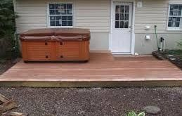 Image result for build a low deck on the ground #deckbuildingcost