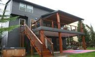 16 ideas deck stairs ideas second story patio for 2019