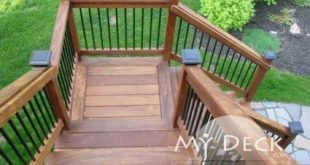 29 Best Ideas pool deck stairs gardens