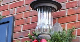 40+ Festive Outdoor Christmas Decorations