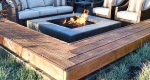 53 Ideas Backyard Layout Ideas Low Deck #backyard