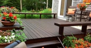 70 Stunning Deck Ideas On A Budget #outdoorideasonabudget