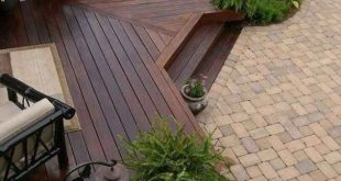 85 Cozy Backyard Patio Deck Design Ideas