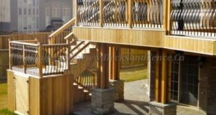 Deck Stairs Diy Basements 45 Ideas