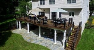 Elevated Deck Designs | Safety Features for Above Ground Decks