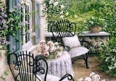 10+ Astonishing Cottage Backyard Garden Plants Ideas