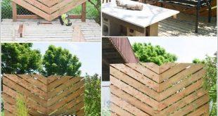 10 Patio-Projekte pro diesen warme Jahreszeit – Balcony Gestaltung