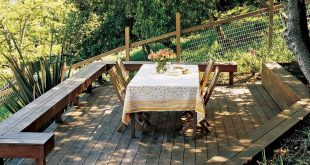 13 Clever Concepts of How to Makeover Sloped Backyard Deck Ideas