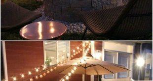 15 Gorgeous DIY Small Backyard Decorating Ideas