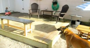 How I Built my DIY Floating Deck in 48 hours for less than $500...!