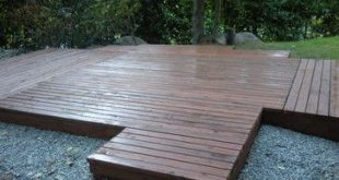 How to Build Floating Deck Plans 2019 How to Build Floating Deck Plans The po...