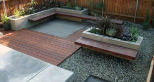 Top 60 Best Floating Deck Ideas - Contemporary Backyard Designs