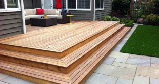 15+ Small & Large Deck Ideas That Will Make Your Backyard Beautiful