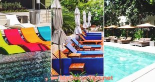 16 Gorgeous Pool Deck Designs and Ideas to Inspire Your Backyard Oasis - #16 #an...