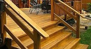 18 Trendy Deck Stairs Diy Backyards