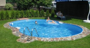 20 erstaunliche kleine Hinterhof-Designs mit Pool