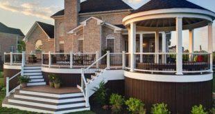 20 schöne Holzdeck-Ideen für Ihr Zuhause #holzdeck #ideen #schone #Zuhause
