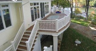 25+ Trendy Deck Stairs Diy Basements