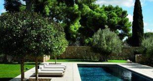 35 moderne Pool-Deck-Designs für Ihren Garten