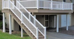 51+ Best Ideas for small deck stairs staircases