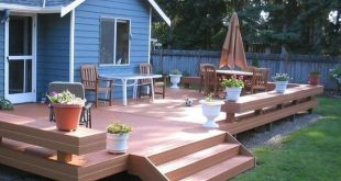 64 Inspire Patio Deck Design Ideas You Must Try This Season -