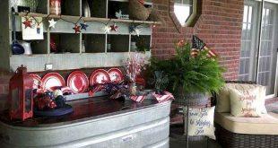 65 Gorgeous Spring Front Porch Decorating Ideas