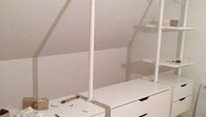 9 Augenöffnungs-nützliche Ideen: Dachgeschoßdekor-Überdachungen Bodenkissen im Dachgeschoss-Spielzimmer.