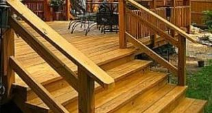 Best Deck Stairs Ideas Garden Steps 32+ Ideas